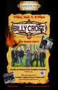 Billy Croft & The 5 Alarm CD Release Party