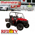 Mahindra and RFD-TV contest salutes American responders