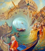 Canaletto in Venedig