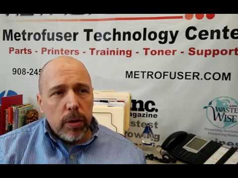 Metrofuser Printer Parts