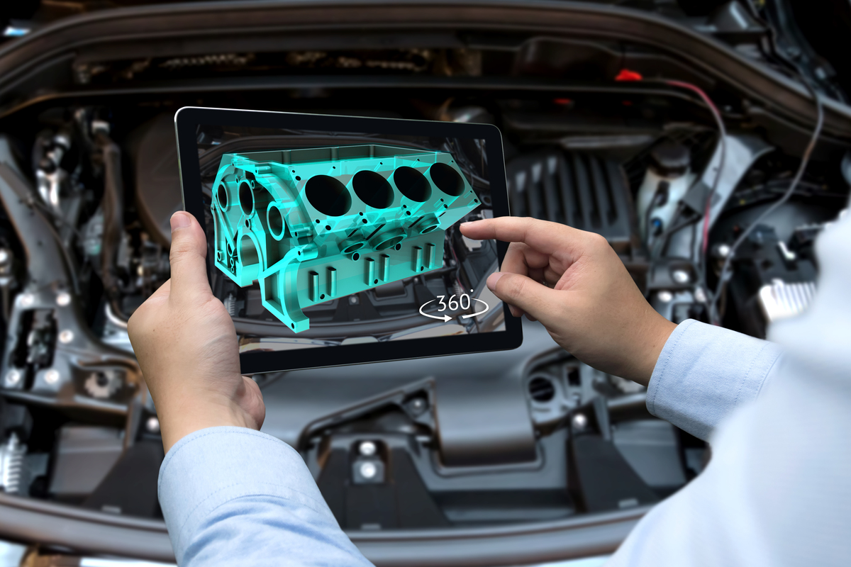 How Augmented Reality will change the B2C market