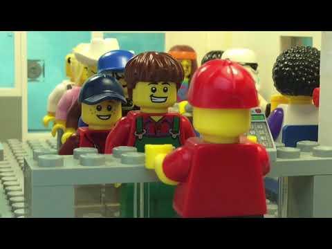 Lego Burger King (READ DESCRIPTION)