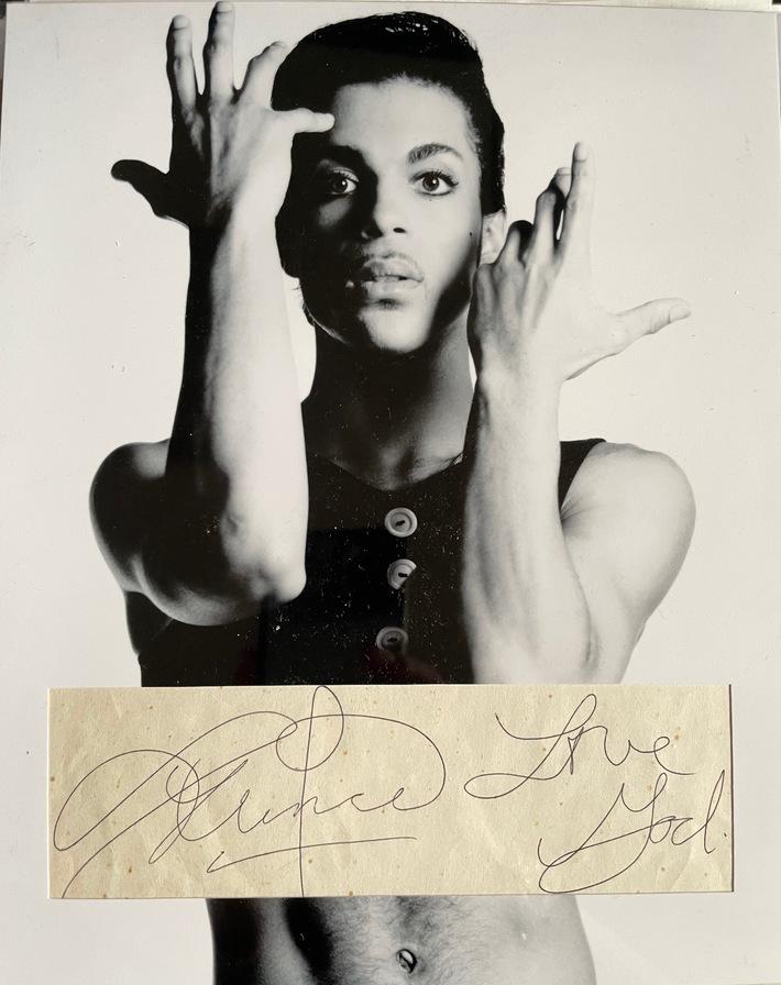 Prince Signature Cut