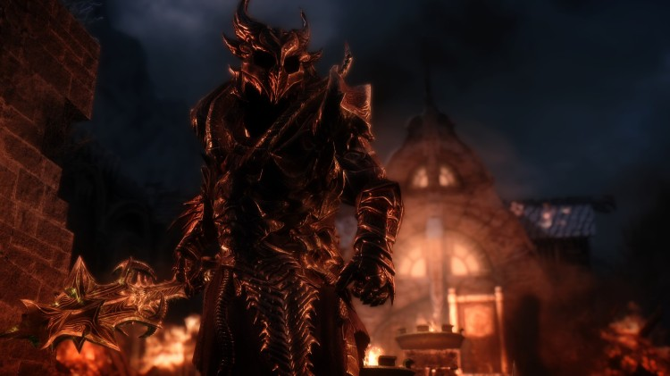 Character Build: The Dark Sovereign - Skyrim Character Building