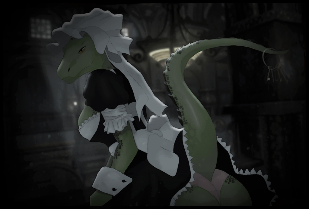 Character Build: The Lusty Argonian Maid - Skyrim Character