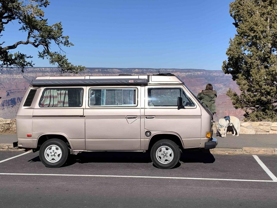 1984 Vanagon Westfalia grand canyon 2020