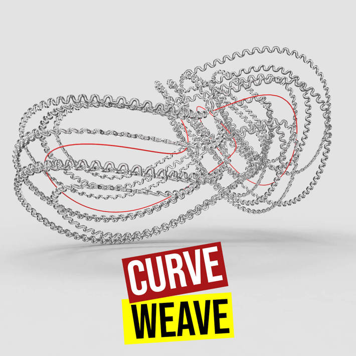 Curve Weave