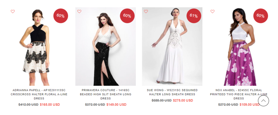 Flaunt Your Elegance With White Dresses On Sale