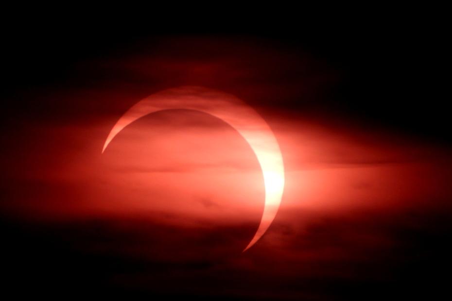 2021 June 10  solar eclipse
