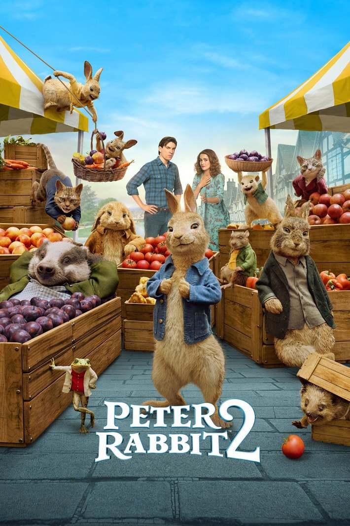 Peter Rabbit 2: The Runaway Full Movie 2021 Hd online FREE