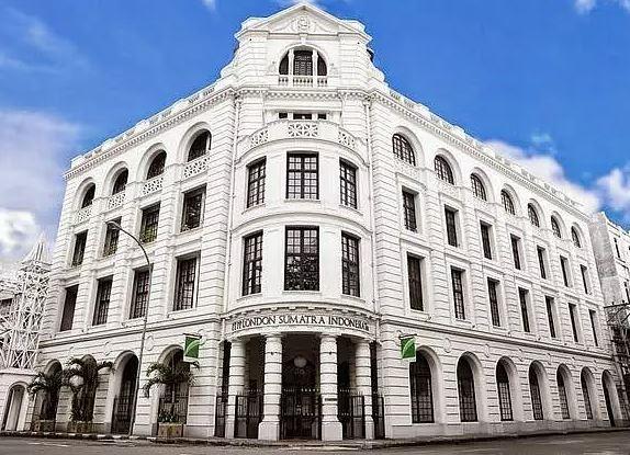 7 Bangunan Bersejarah di Kota Medan