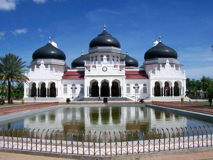 5 Bangunan Bersejarah di Aceh