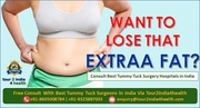 Want To Lose That Extra Fat - Consult Best Tummy Tuck Hospital in India