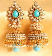 Up to 60 to 80% Off on Indian Jhumka Earrings