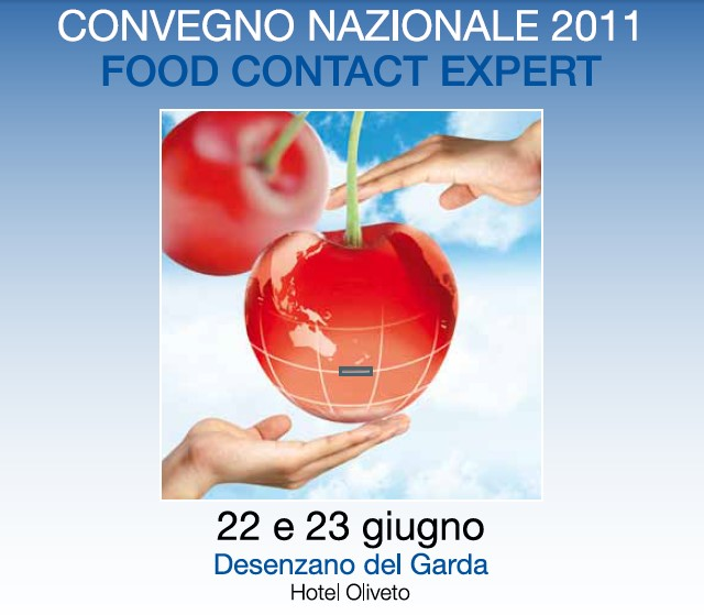 Convegno Nazionale 2011 Food Contact Expert