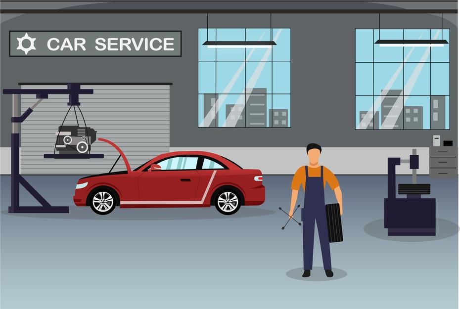 Mekvahan-Car service