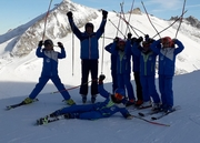 Trainingstag U12 am Hintertuxer Gletscher