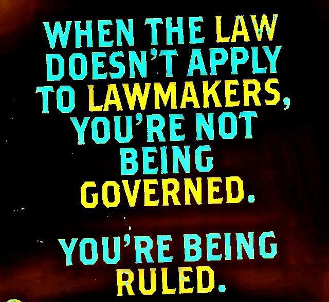 Governed vs Ruled