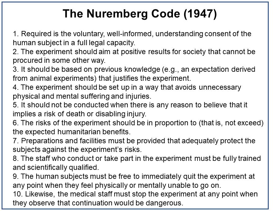 The Nuremberg Code (1947) 01
