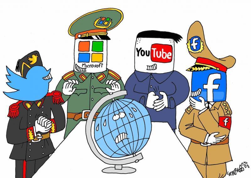 dictators of the future present