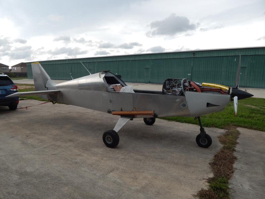 First engine run: CH 650