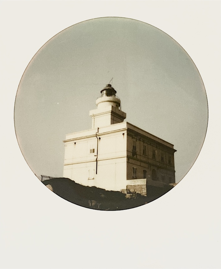 Lighthouse says land!
