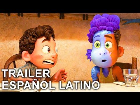 LUCA - Trailer Español Latino 2021 Pixar