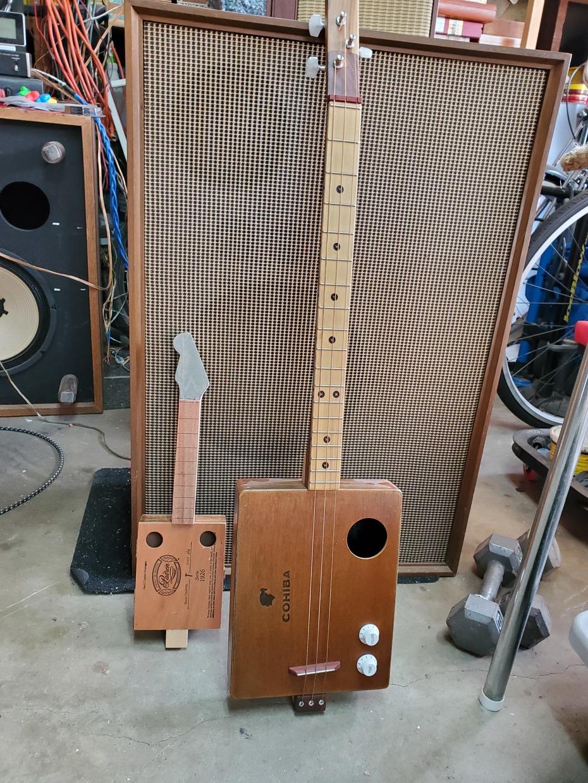 """11"""" scale 2 string sapranissimo"""