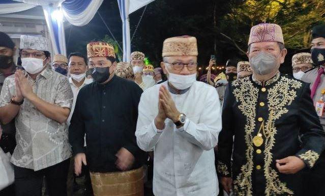 Erick Thohir Akan Bangun Rumah Sakit Khusus Jantung dan Otak di Lampung