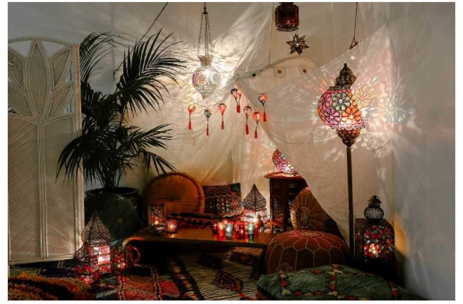 Sambut Idul Adha dengan Dekorasi Lebaran Sederhana