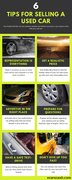 6 Tips For Selling a Used Car