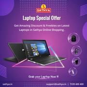 Laptop Price | Buy Laptop Online | Best Laptop  - Sathya Online Shopping