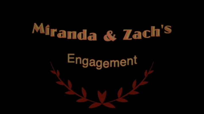 Engagement Video