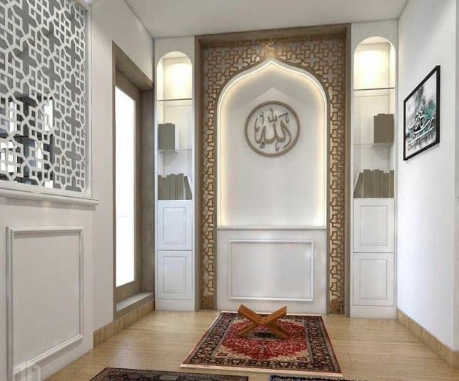 Desain Interior Rumah Bernuansa Islami Artikel Bangun Sumatera