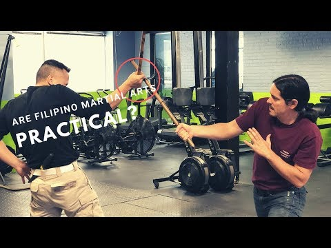 How Practical is Kali for Combat and Self Defense? - Eskrima Arnis