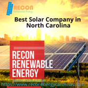 Best Solar Panel Installation Company in North Carolina