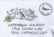 sent to....   Véronique  Gaudiot