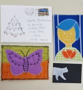 Original mail art project
