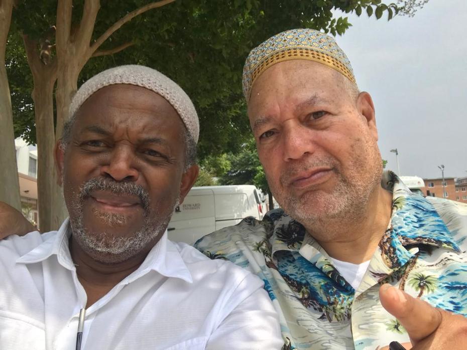 Sheikhain Muhammad Yusuf and Lut Abdul Aziz