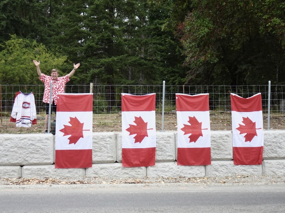 Canada Day Spirit
