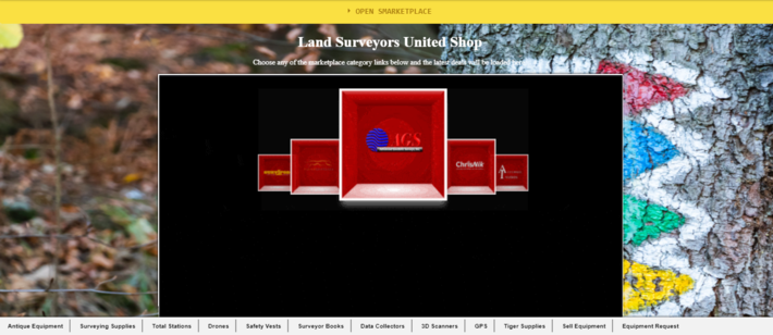 Land Surveyor Equipment Store