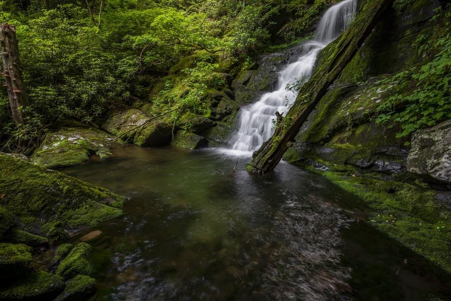 Upper Grotto Falls