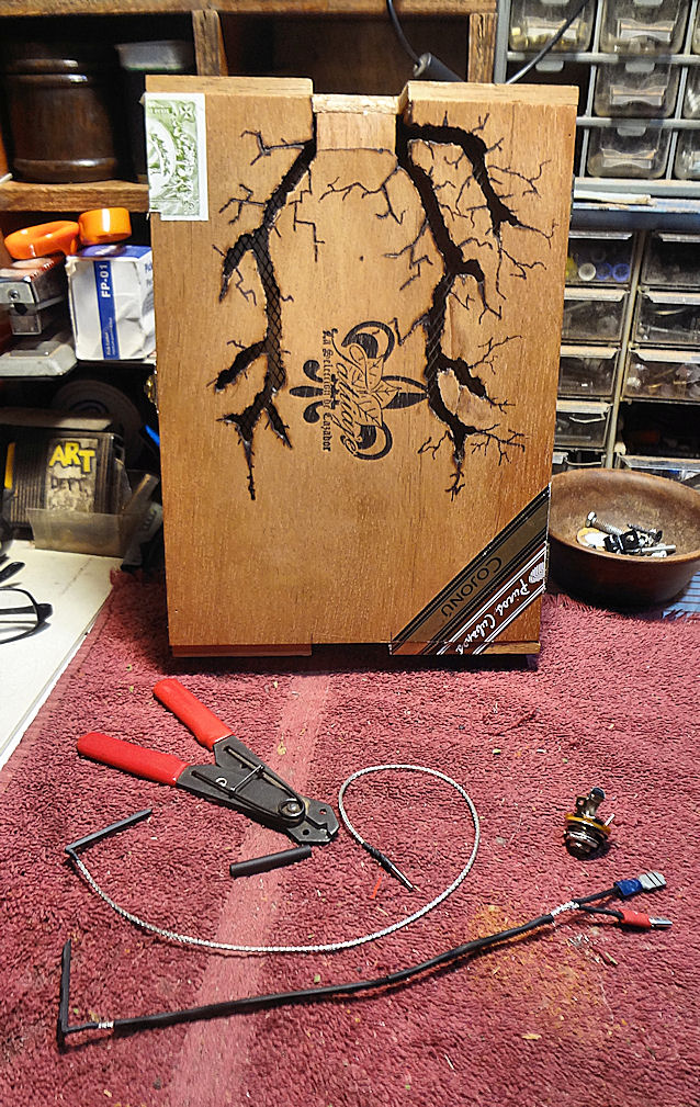 roots cbg rod piezo electronics