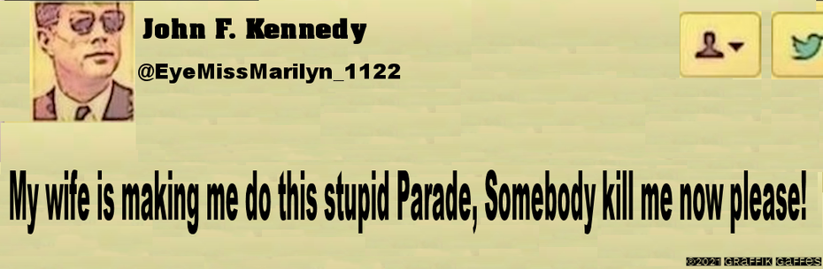 Parades suck