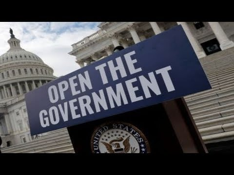 """Government Temporarily """"Reopens"""" After Shutdown… But Is It REALLY?"""