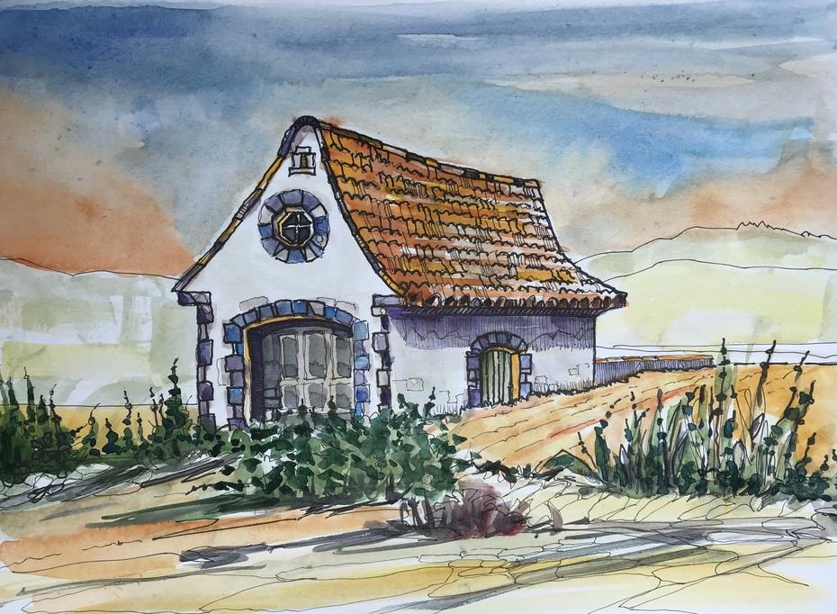 The Boathouse, Lambay Island
