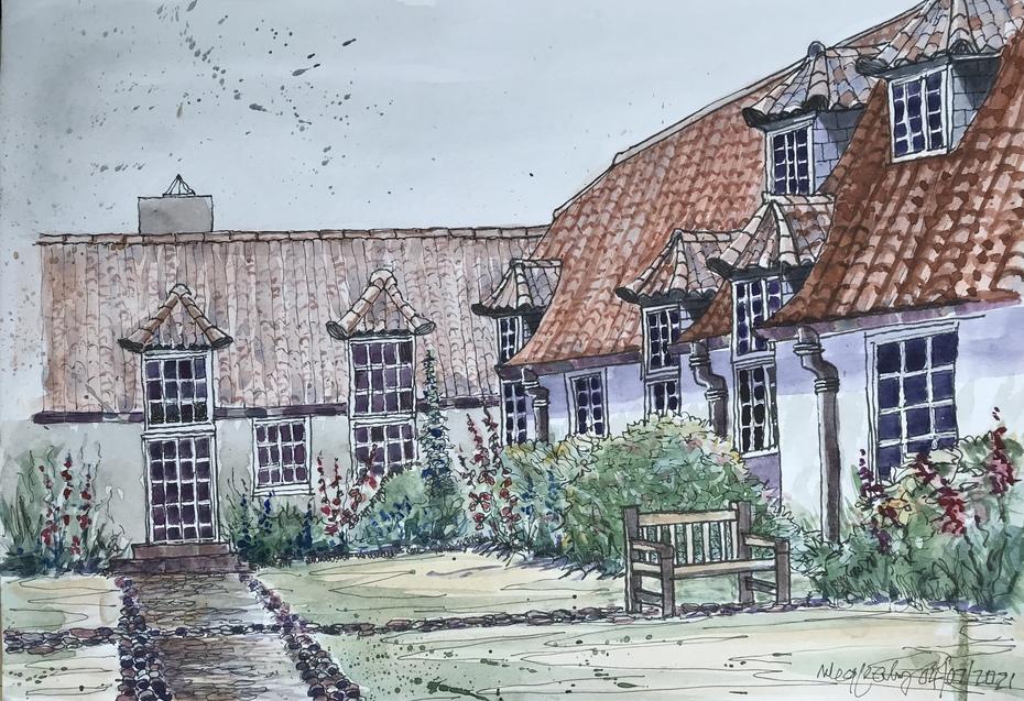 The Whitehouse, Lambay Island