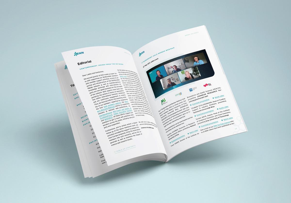 51st BNN NEWSLETTER recently published! Enjoy reading!