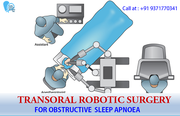 Transoral  Robotic Surgey for Obstructive Sleep Apnea