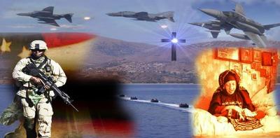 Ο καιρός των διωγμών πλησιάζει...Πόλεμος, πόλεμος θα είναι παντού